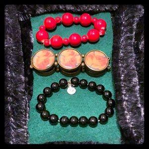 Free with purchase -Bracelet bundle